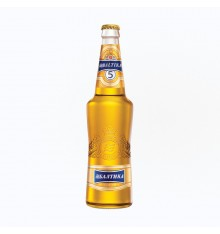 BEER BALTIKA no.5  (gold beer)