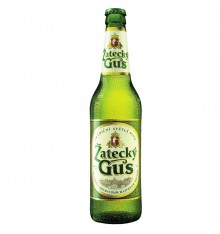 BEER Zatecky Gus Svetly 0.5L