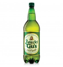 BEER Zatecky Gus Svetly 1.5L