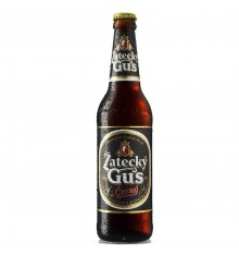 BEER Zatecky Gus CERNY 0.5L