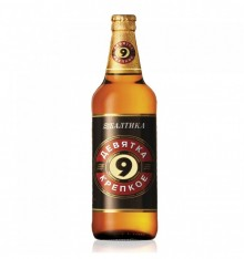BEER BALTIKA NINE STRONG