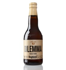 Septem HHS Dilemma Barley Wine Barrel Aged